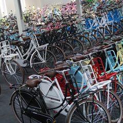 Ik wil een fiets kopen: offline en online